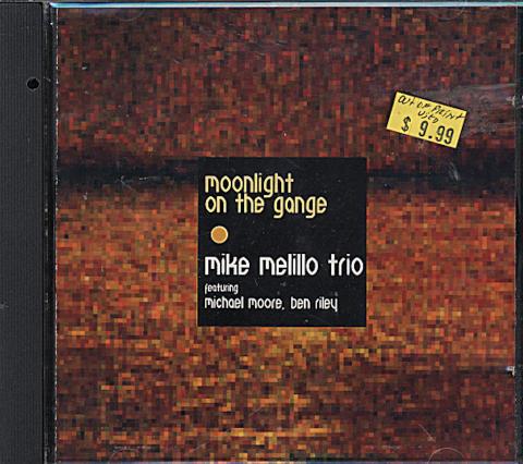 Mike Melillo Trio CD