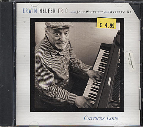 Erwin Helfer Trio CD
