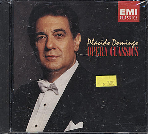 Placido Domingo CD