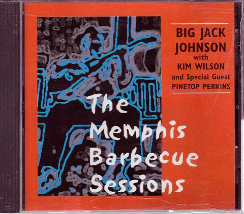 Big Jack Johnson CD