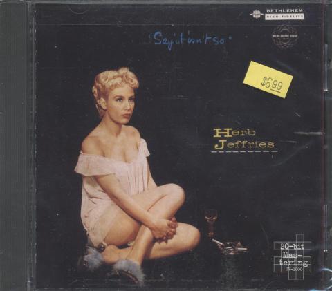 Herb Jeffries CD