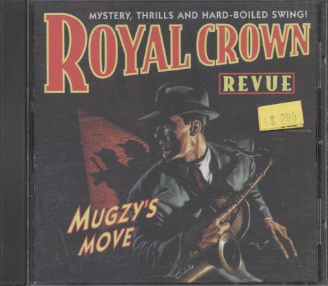 Royal Crown Revue CD