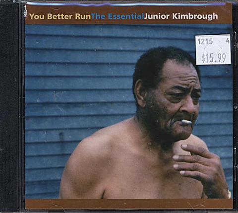 The Essential Junior Kimbrough CD