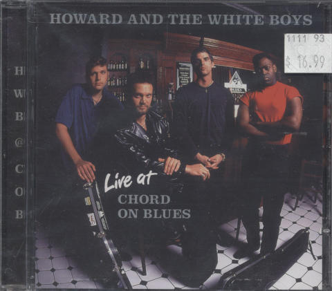 Howard & The White Boys CD