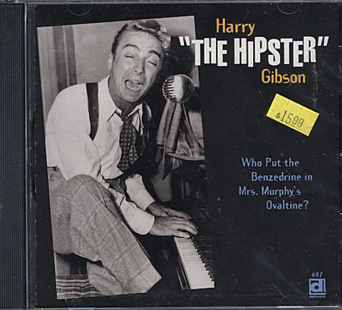 Harry Gibson CD