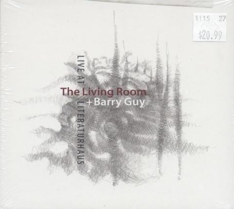 Barry Guy CD