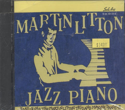 Martin Litton CD