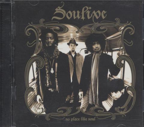 Soulive CD