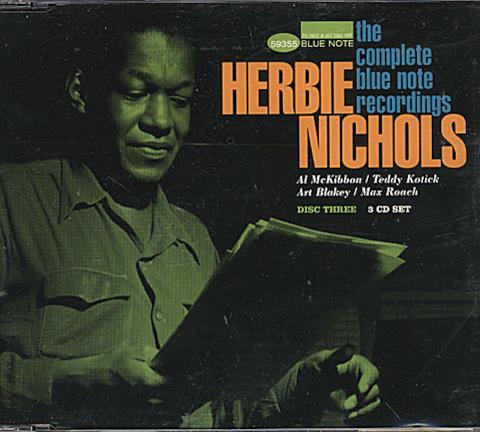 Herbie Nichols CD