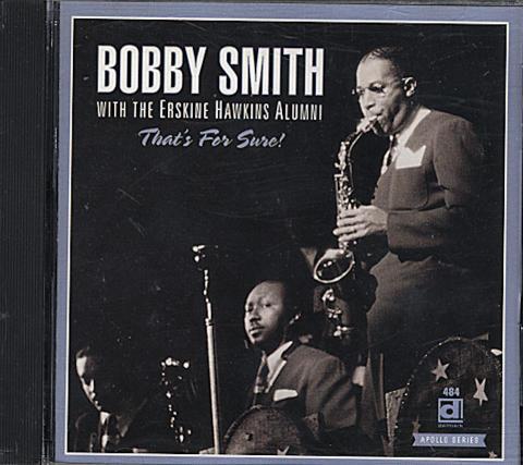 Bobby Smith CD