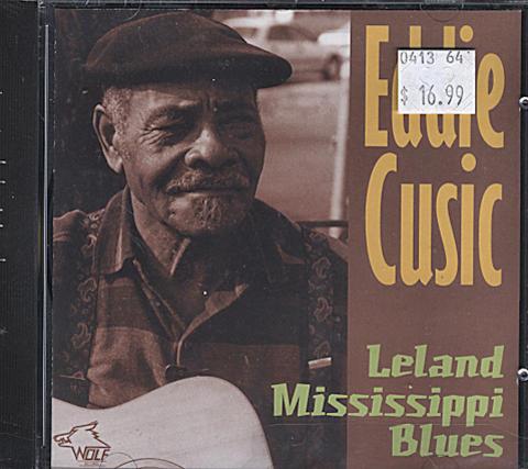 Eddie Cusic CD