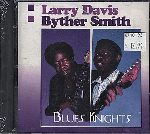 Larry Davis/ Byther Smith CD
