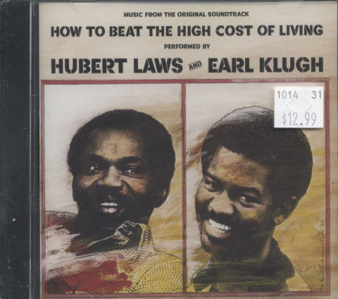 Hubert Laws CD