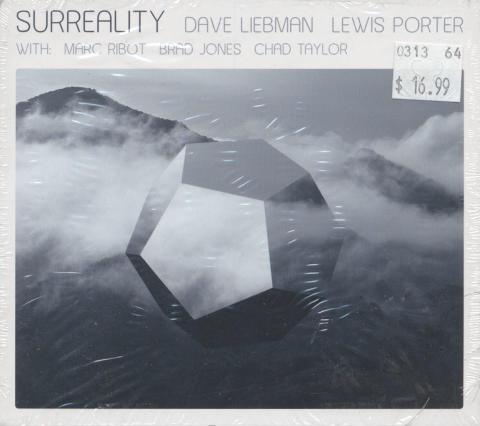 Dave Liebman / Lewis Porter CD