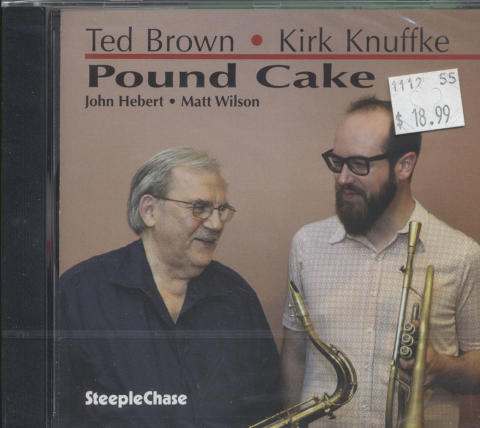 Ted Brown / Kirk Knuffke CD