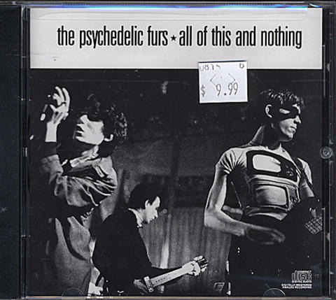 The Psychedelic Furs CD