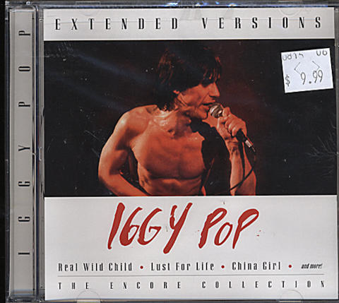 Iggy Pop CD