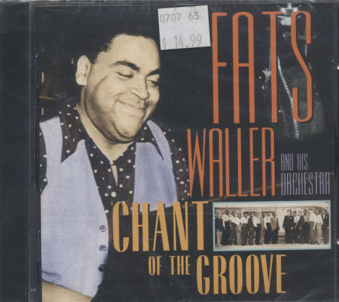 Fats Waller And His Orchestra CD