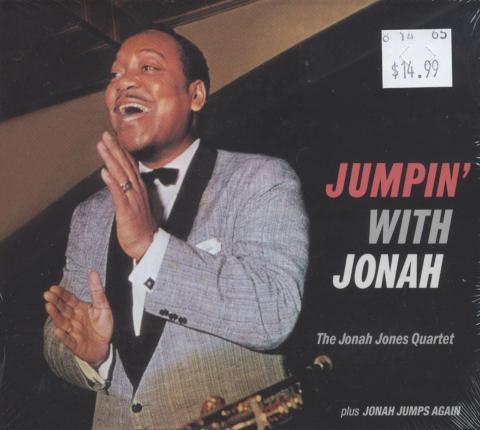 The Jonah Jones Quartet CD