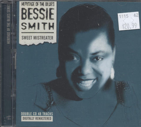 Bessie Smith CD