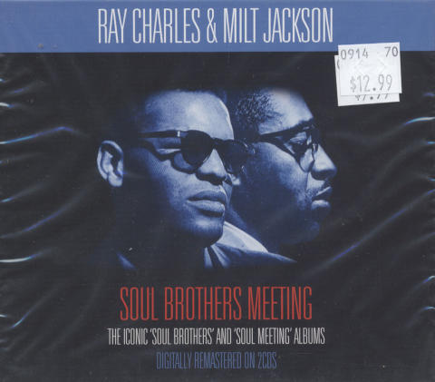 Ray Charles & Milt Jackson CD