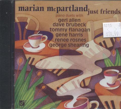 Marian McPartland CD