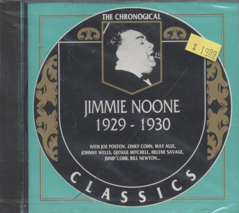 Jimmie Noone CD