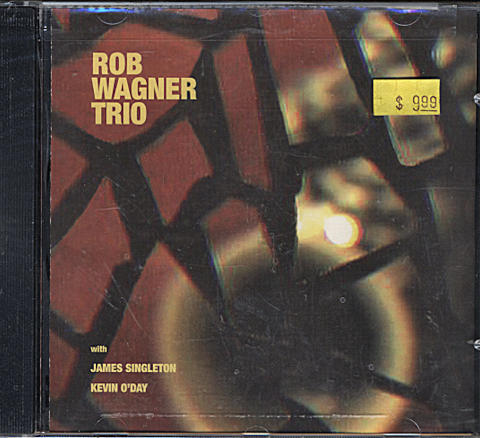 Rob Wagner Trio CD