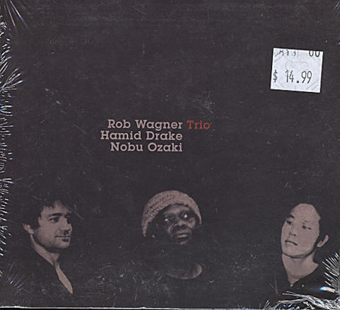 Rob Wagner Trio CD