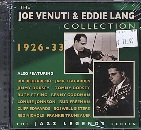 Joe Venuti CD