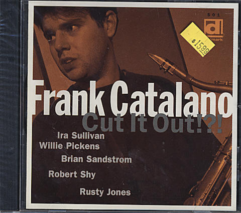 Frank Catalano CD