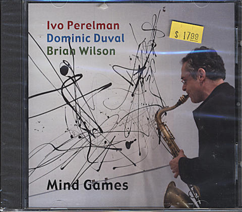 Ivo Perelman Quartet CD