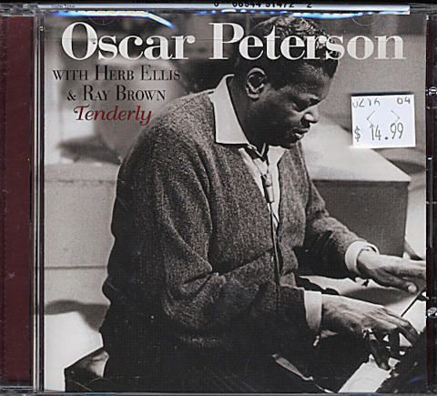 Oscar Peterson Trio CD