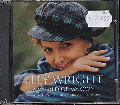 Elly Wright CD
