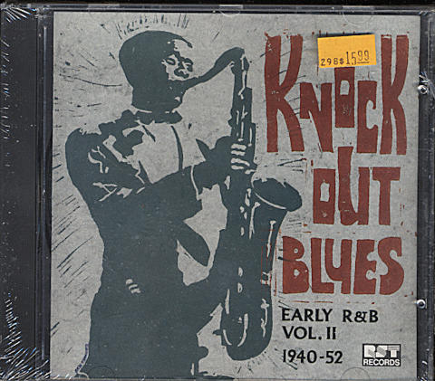 Knockout Blues - Early R&B Vol. II 1940-1952 CD