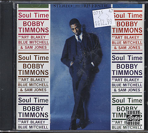Bobby Timmons CD