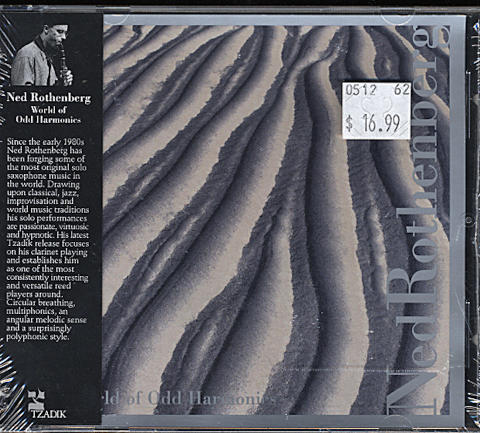 Ned Rothenberg CD