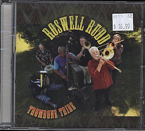 Roswell Rudd CD