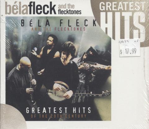 Bela Fleck & The Flecktones CD