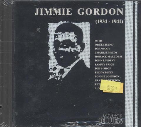 Jimmie Gordon CD