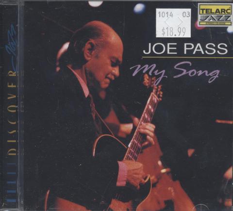 Joe Pass CD