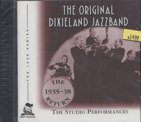 The Original Dixieland Jazz Band CD