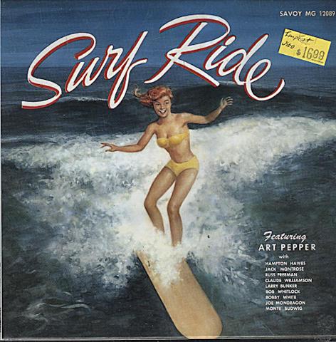 Surf Ride CD