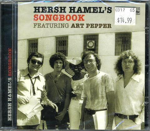 Hersh Hamel's CD
