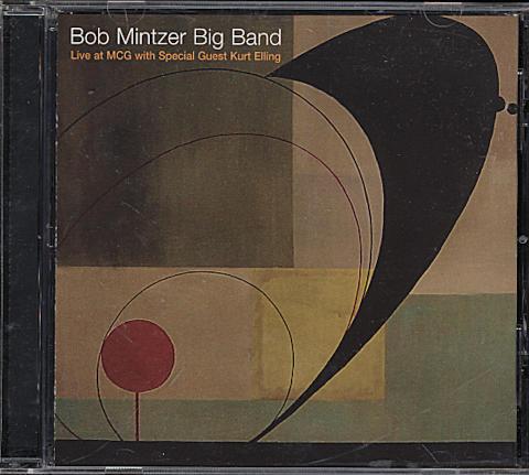 Bob Mintzer Big Band CD