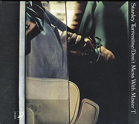 Stanley Turrentine CD