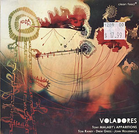 Tony Malaby's Apparitions CD