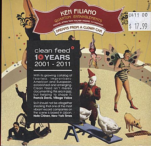 Ken Filiano CD