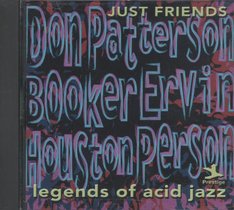 Don Patterson / Booker Ervin / Houston Person CD
