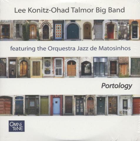 Lee Konitz-Ohad Talmor Big Band CD